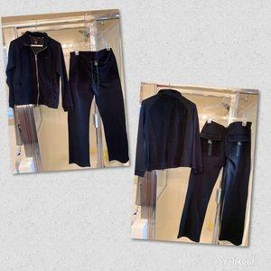 BCBG Black sweatsuit 🖤